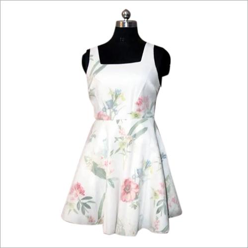 Dana Print Thessy Dress