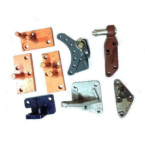 Lower Link Brackets and Steplizer Bracket