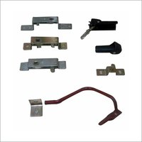 Bonnet Lock and Bonnet Latch