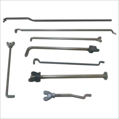 Bonnet Rod and Battery Rod
