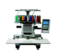 Brother Pr 1050x Single Head 10 Needle Computer Embroidery Machine