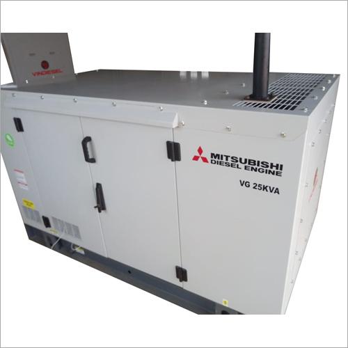 25 KVA Industrial Diesel Generator