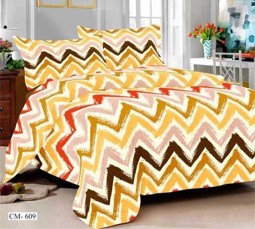 Printed Bed Sheet, Block Print Bed Sheet, Cotton Bed Sheet, Handloom Bed Sheet