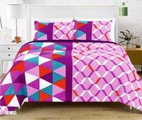 PRINTED BED SHEET, BLOCK PRINT BED SHEET, COTTON BED SHEET, HAND LOOM BED SHEET