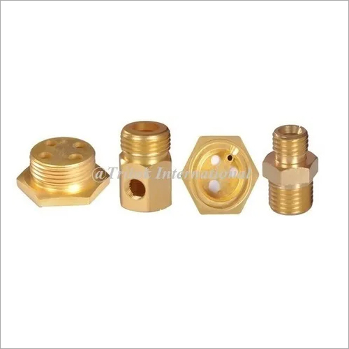 Brass Geyser Parts