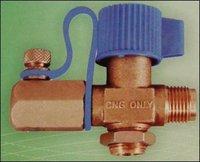 Brass CNG Cylinder Control Valve