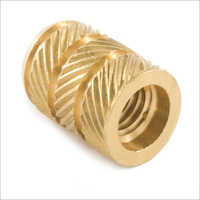 Brass Moulding Precision Inserts