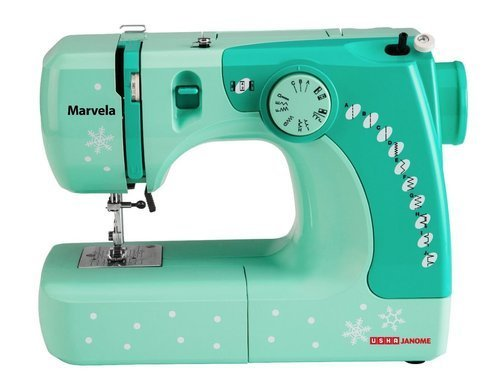 Usha Janome Marvela Sewing Machine