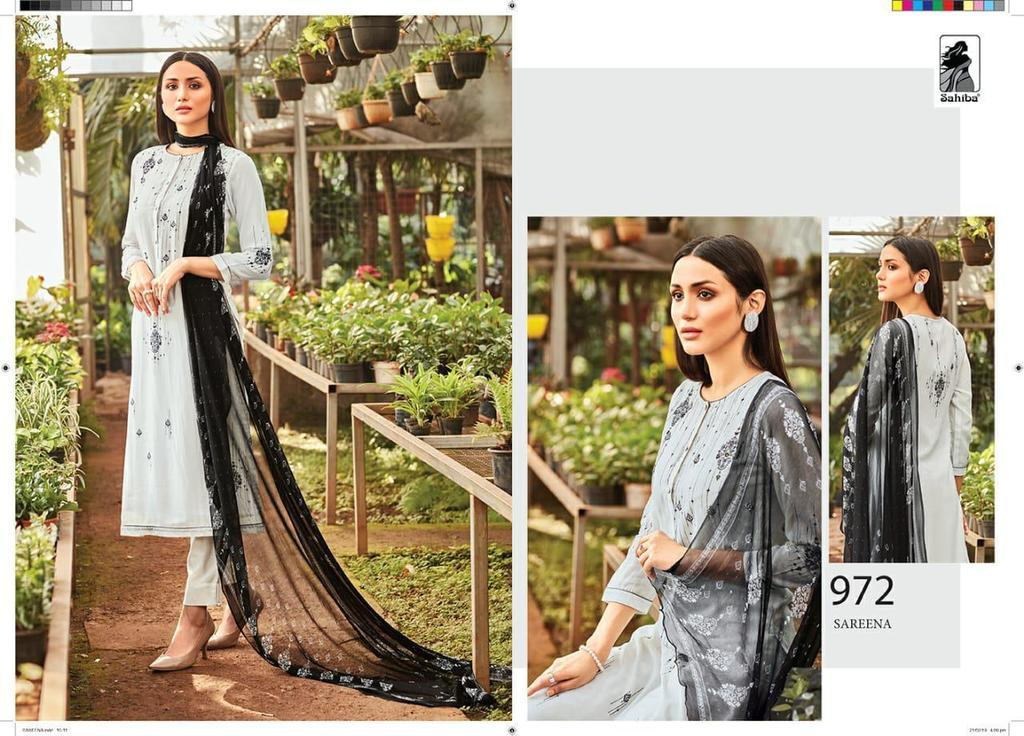 Cotton Silk Printed Suits