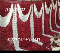 Parda design for tent