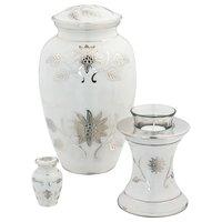 Grace Lavender Blue Tealight Urn