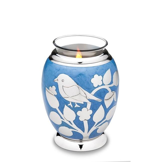 Loving Hearts Tealight Urn