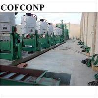 Refinery Oil Production Line