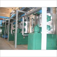 Oil Production Line