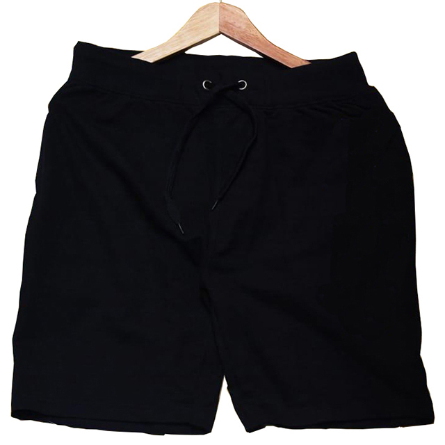 Mens Cotton Plain Shorts
