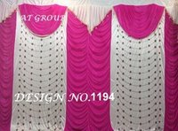 Mandap decoration parda