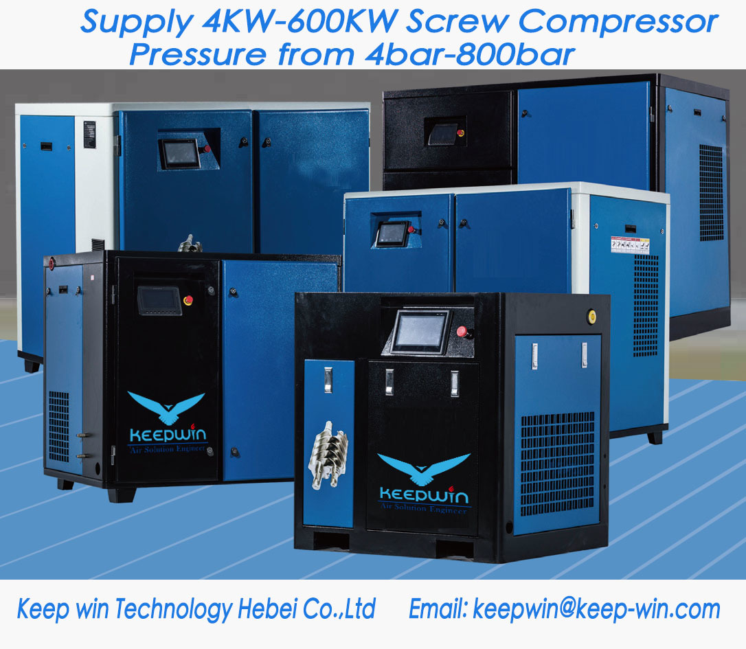 30 KV Screw Compressor