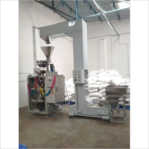 sooji packaging machine