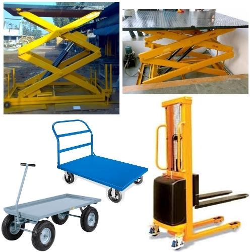 Strong Stacker / Scissor Lift / Platform Table