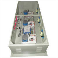 3 Phase Oil Cooled Voltage Stabilizer Open Side