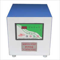 Single Phase Air Cooled Voltage Stabilizer