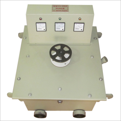 Oil Cooled Enclosed Variable Transformer