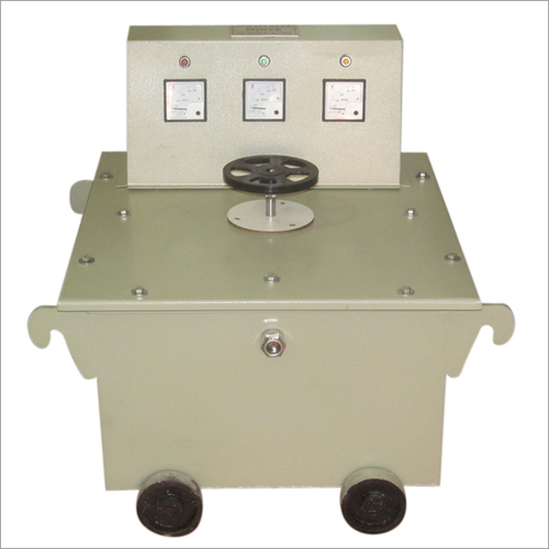 60A  Oil Cooled Variable Auto Transformer