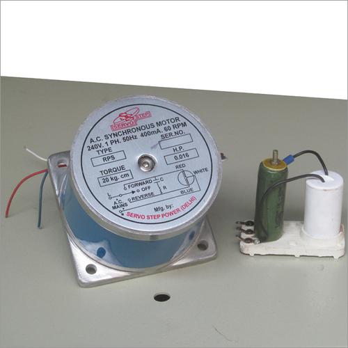 AC Synchronous Motor 60 RPM 10KG