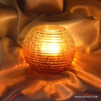 Mercury Beautiful Glass Candle Holder More Color