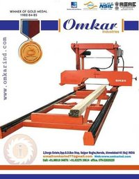 Horizontal Trolly Bandsaw Machine