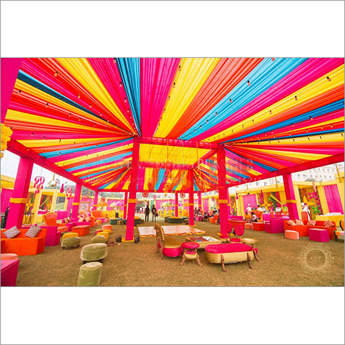 Mandap And Tent Fabrics