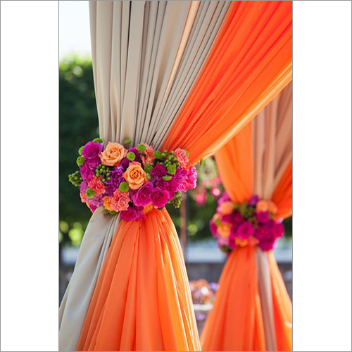 Decorative Tent Fabric