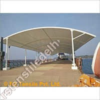 Tensile Car Parking Shelter