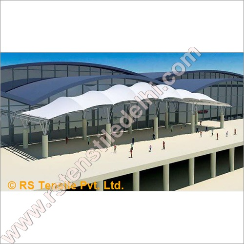 Tensile Stadium Car Parking Structure