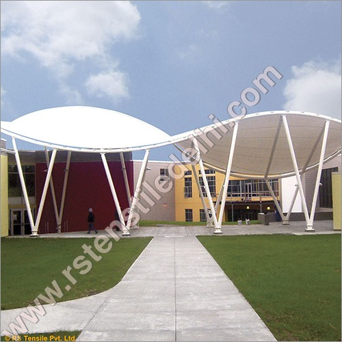 Outdoor Tensile Fabric Structure