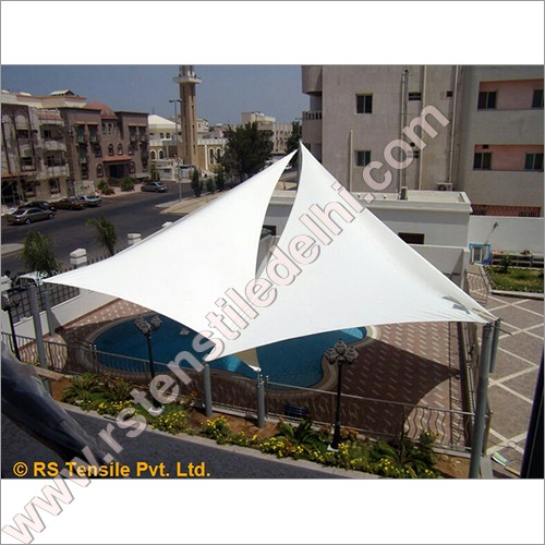 Triangle Tensile Structure