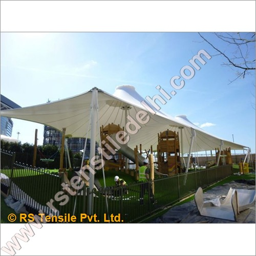 Lawn Tensile Roof Structure