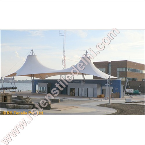 Tensile Conical Roof
