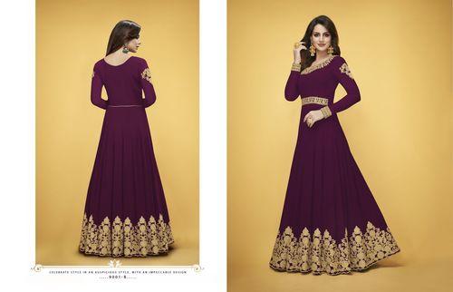Fancy Anarkali Suit