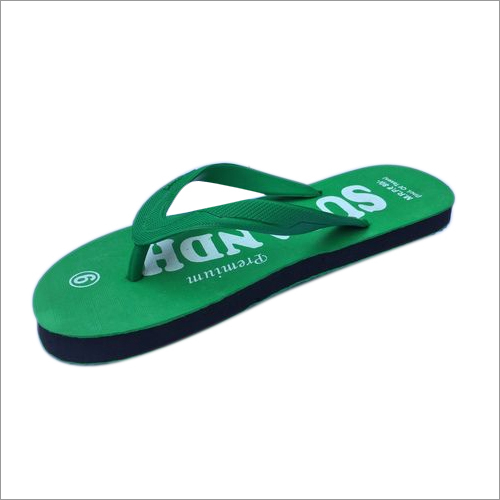 Men's Flat Slipper