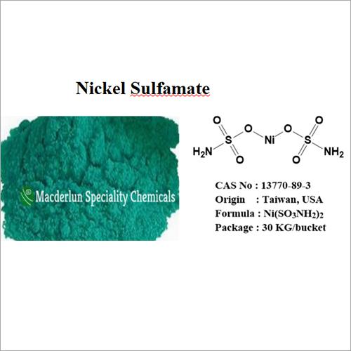 Nickel Sulfamate