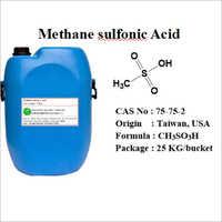 Methane Sulfonic Acid