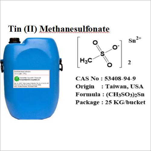 Tin (II) Methanesulfonate