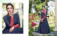 New Stylish Gown Salwar Suits