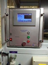 YRC WATER TANK LEAKAGE TESTING MACHINE