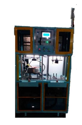 FUEL TANK VACUUM CLEANING MACHINE
