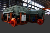 Mobile Vibrating Induction Furnace Charger