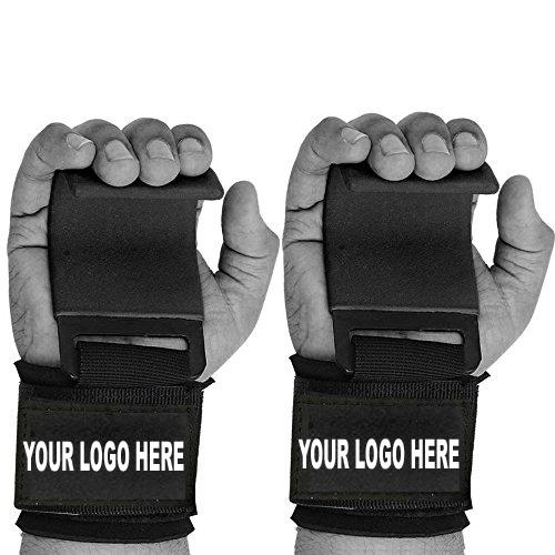 Power Weight Lifting Hooks – Bodybuilding Lifting Metal Hooks