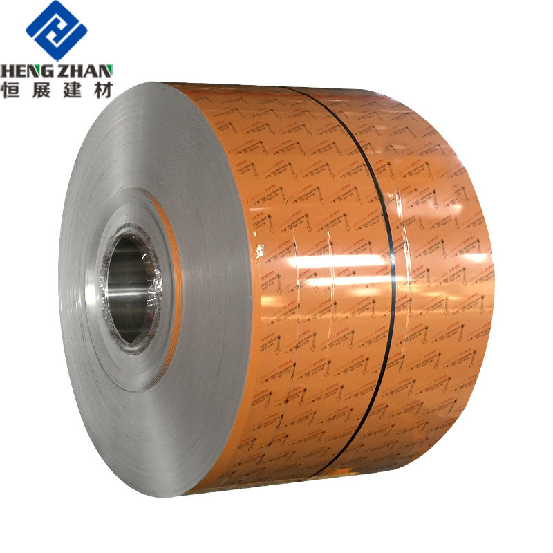 Color Coated Aluminum Strip