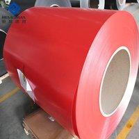 PVDF Prepainted Aluminum Coils